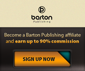 Barton Publishing Affiliate Program