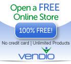 Vendio Free Online Store