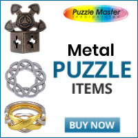 Metal Puzzle Items