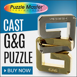 Cast G&G Puzzle