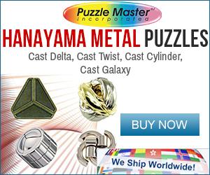 Hanayama Metal Puzzles