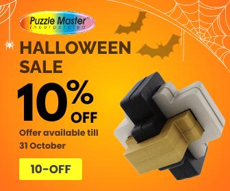 Halloween Discount Banner