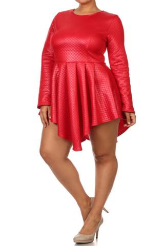 PlusSizeFix.com - Plus Size Cocktail Dresse