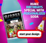 myJones Birthday Ides