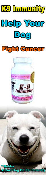 K9 Immunity - Help Your Dog Fight Cancer
