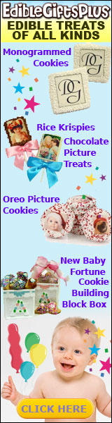 EdibleGiftsPLUS for Baby