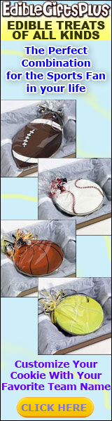 EdibleGiftsPlus for Sports