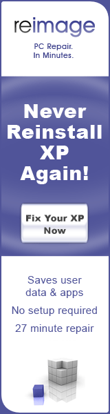 reimage windows xp repair