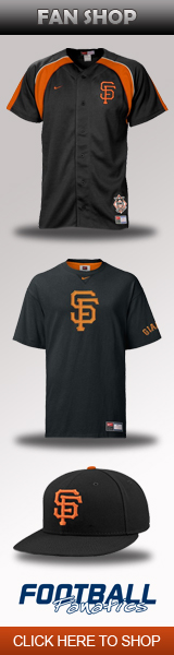 San Francisco Giants Shopping