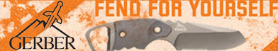 Gerber Knives - Fend For Yourself