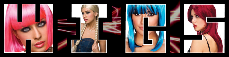 WIGS FOR ALL TASTES & STYLES
