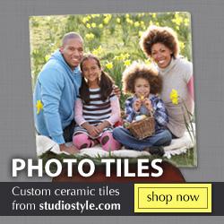 Custom Ceramic Photo Tiles