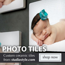 Custom Ceramic Photo Tiles
