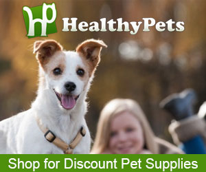 Shop for Discount Pet Supplies at HealthyPets