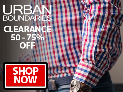 Clearance sale 66-75% off