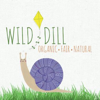 wild dill logo button