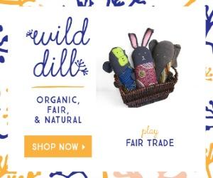 wild dill fair trade toys