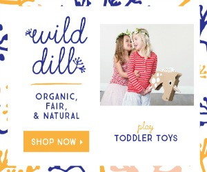 Toddler Play Wild DIll