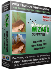 Click to learn more and to try a free demo! #GreenScreenWizard   #photographers   #photographers #Photoshop #digitalphotography