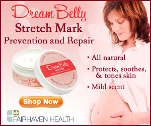 DreamBelly Butter for Stretch Marks