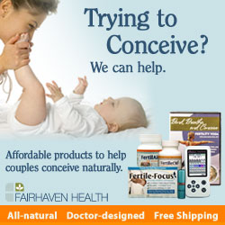 Fairhaven Health Fertility Products