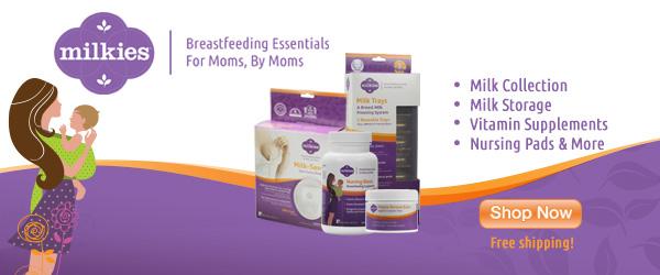 breastfeeding essetials