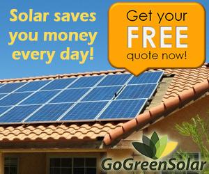 Solar Panels Save You Money