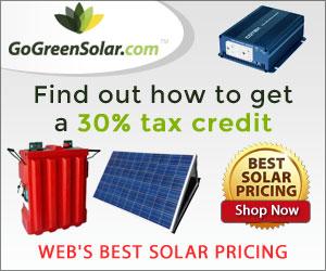 GoGreen Solar Equipment