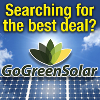 Get The Best Solar Pricing At GoGreenSolar.com!