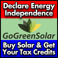 Save Money With Solar Power At GoGreenSolar.com!