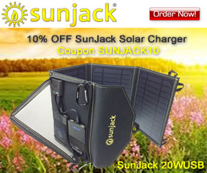 Stay Powered With Sunjack