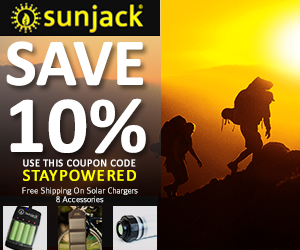 Get 10% Off + Free Shipping At Sunjack.com