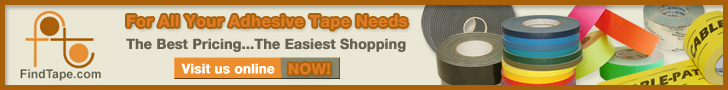 FindTape.com - For All Your Adhesive Tape Needs