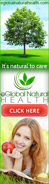 eGlobal Natural Health - Its Natural to Care