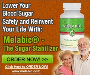 Melabic The Sugar Stabilizer