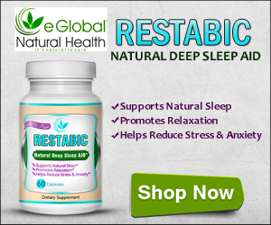 RESTABIC NATURAL DEEP SLEEP AID