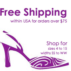 Free shipping within USA for orders over $75