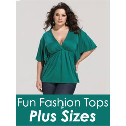 Fun fashion tops  for size 0x to 5x