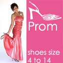 Find PROM shoes in your size here