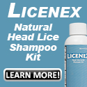 Kill Lice Today with Licenex!