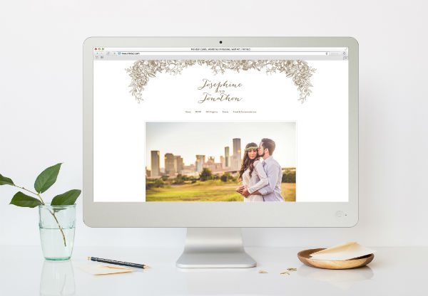 When To Send Out Wedding Invitations 93 Cute Wedding Websites