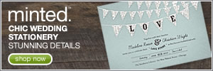 15% off Wedding Stationery