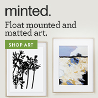 Minted's Limited Edition Art 