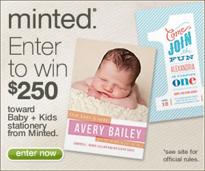 Minted: 2 Amazing Stationery Giveaways!