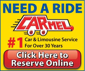 Carmel Car & Limousine - 301 x 250