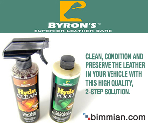Byrons Hyde Food Leather Care Kit