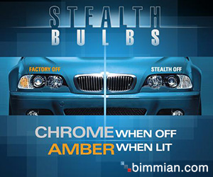 Stealth Bulbs Invisible Amber Turn Signal Bulbs