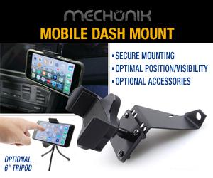 Mobile Dash Mount