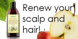 Check out what this Vinegar Rinse can do for you.