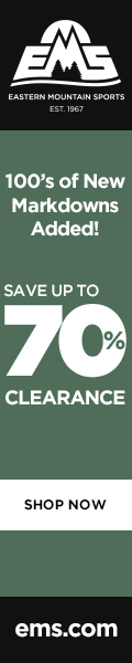 Up to 70% Off Clearance Items at Eastern Mountain Sports